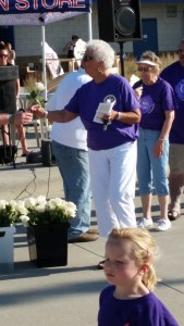 #216 Relay for Life, 2016 Etta Mae Blair, survivor